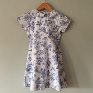 Olive Juice Girls' Cotton Floral Dress Size 5